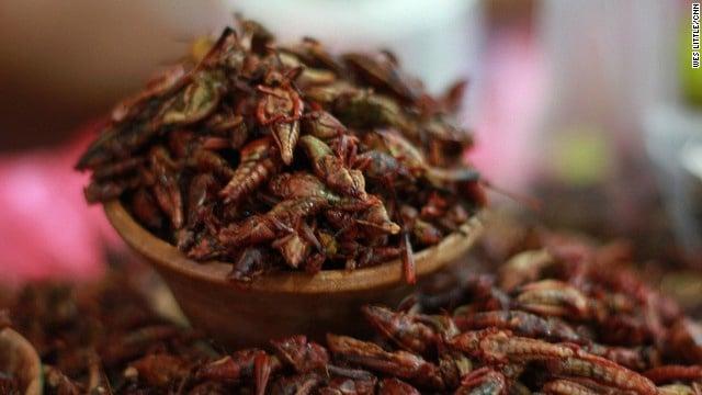 Recetas Para Preparar Chapulines Comestibles: Insectos En