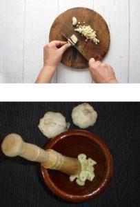 usar ajo como insecticida 3