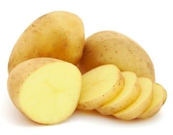 rodaja de patata