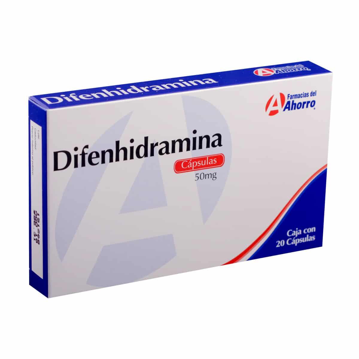 difenhidramina