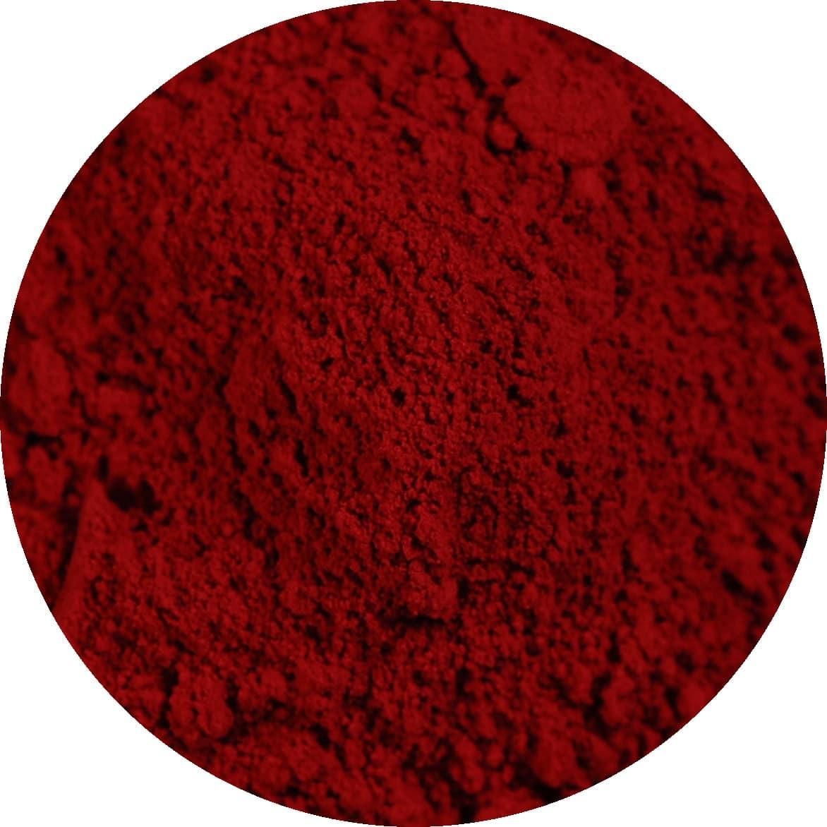 cochinilla colorante o ácido carmínico