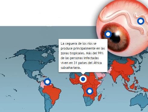 ceguera de rio